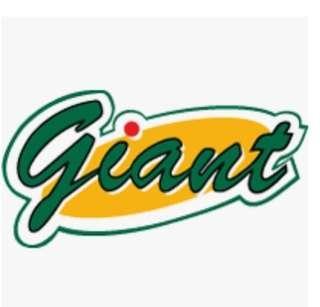 🚚 13% off Giant vouchers (digital)
