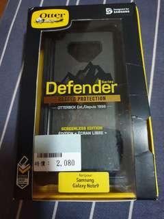 🚚 Galaxy Note9 Defender防禦者系列保護殼(螢幕通空設計版)