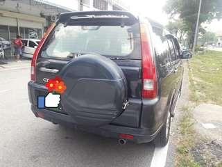 honda crv 2002th