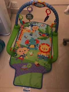 Fisher Price BB playmat
