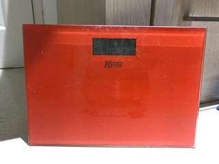 Digital electronic body scale KRIS
