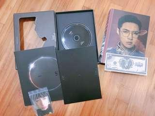 🚚 EXO LAY LOSE CONTROL AND SHEEP ALBUM