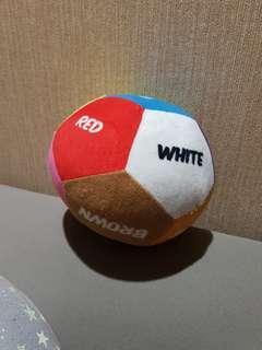 Boneka Bola Warna - Warni | Colorful ball