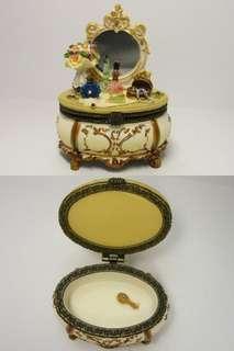 handmade jewelry box