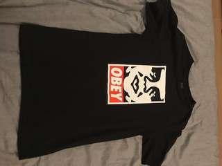 OBEY街頭潮流品牌T恤