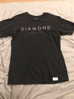 🚚 Diamond 街頭滑板品牌T恤