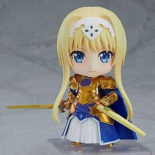 🚚 Sword Art Online: Alicization Alice Figurine