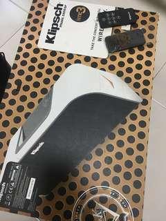 Klipsch KMC 3 Bluetooth speaker