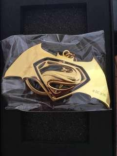BN Batman v Superman Keychains (2 for price of 1)