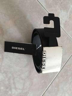 BN Diesel Leather Belt