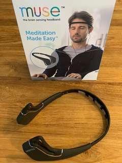 🚚 Muse - Meditation and Brain Sensing Headband