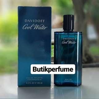 Parfume Davidoff Coolwater MEN (segel)
