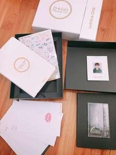 🚚 WANNA ONE OFFICIAL MD SET