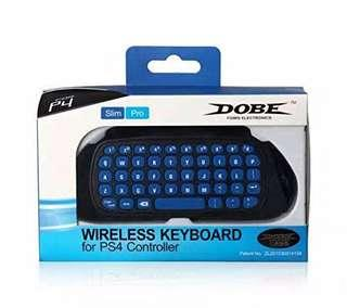 Optimal Keyboard for your PS4
