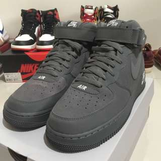 e10070d02a air force 1 mid | Footwear | Carousell Philippines