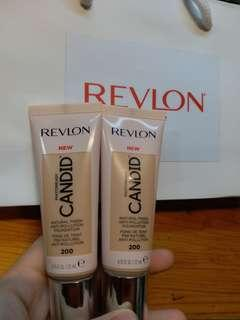 Revlon Candid foundation #200
