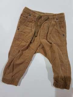 Celana Panjang Cokelat / Light Brown Pants