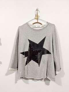 Long sleeve top (fits XS-M)