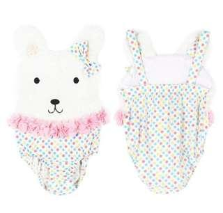 Infant  Bear Romper Jumper