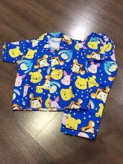 Kids Pyjamas Good Quality for Age 5-7yo (Size S)