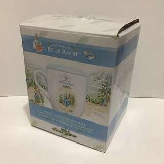 Peter Rabbit mug with lid 陶瓷杯