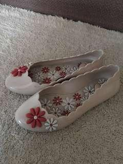 Jelly Bunny flat shoes