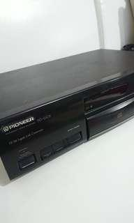 Faulty Pioneer stable platter cd players