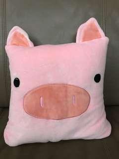 豬仔抱枕公仔
