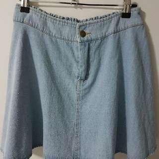 Cocolàtte denim skirt