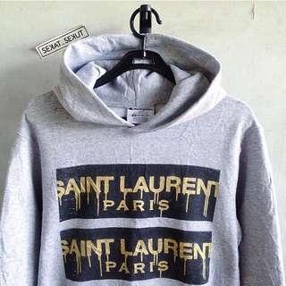 Hoodie Champions X Saint Laurent