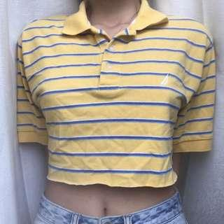 NAUTICA CROP TOP