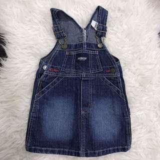 Oshkosh Overall baby overall skirt gap uniqlo