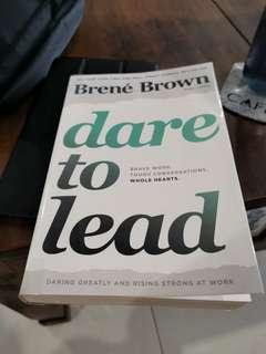 Brene Brown - Dare to lead