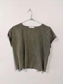 MNG Green Top