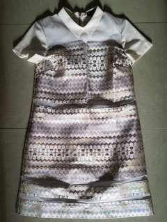 100%全新連身裙 晚裝 OL連身裙 S size