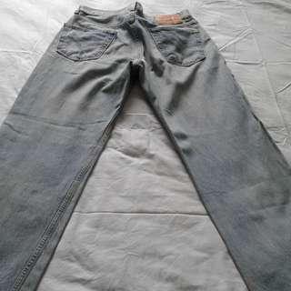 """Levis Strauss 550, Men's Jeans, Waist 31"""", Length 30"""""""