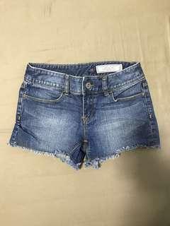 BN Espirit Mid-waisted Denim Shorts