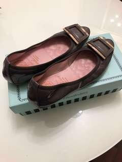 🚚 Fair lady 摩卡娃娃鞋8.5成新