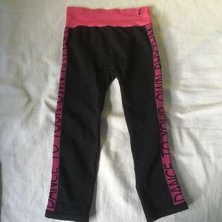 3/4 leggings Energized