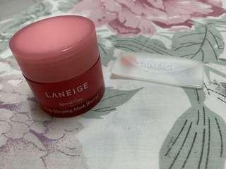 Laneige lip sleeping mask (berry?