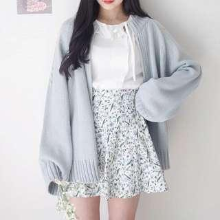 [PO] Korean spring style oversize cardigan