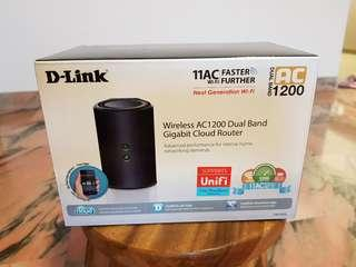 #EndgameYourExcess [Used] D-Link AC1200 Router DIR-850L