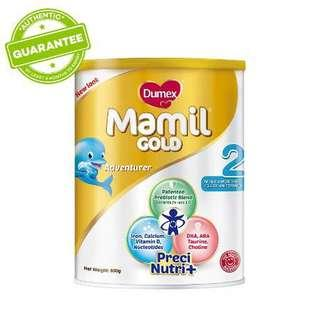 🚚 Dumex Mamil Gold Stage 2