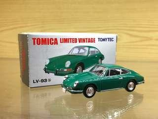 Tomica Limited Vintage Neo Tomytec 1/64 LV-93b Porsche 912