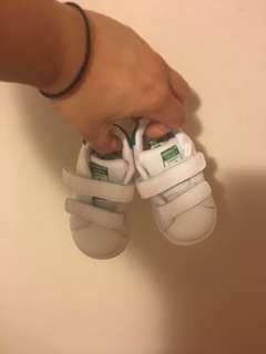 Adidas Stan Smith Toddler Size 4