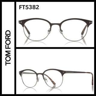 997be69e7ee3 Tom Ford FT5398 titanium frame prescription glasses spectacles