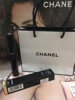 🚚 專櫃香奈兒正貨限量色睫毛膏+送專櫃小禮物袋
