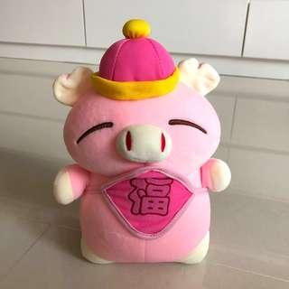 🚚 Piggy stuff toy