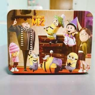 Despicable Me 2 Minion Children Wooden Puzzle (80 Pieces)