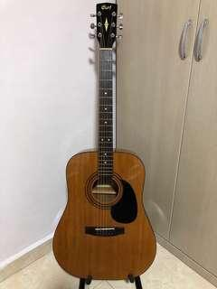 🚚 Cort Acoustic Guitar